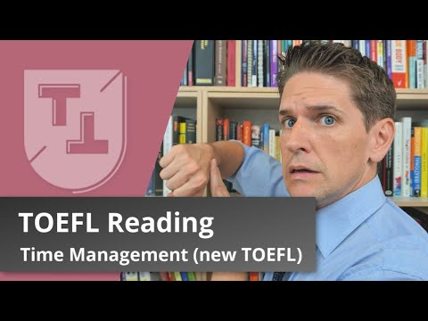 TOEFL Reading (2019-2020) - How To Answer Every Question In 54 Minutes