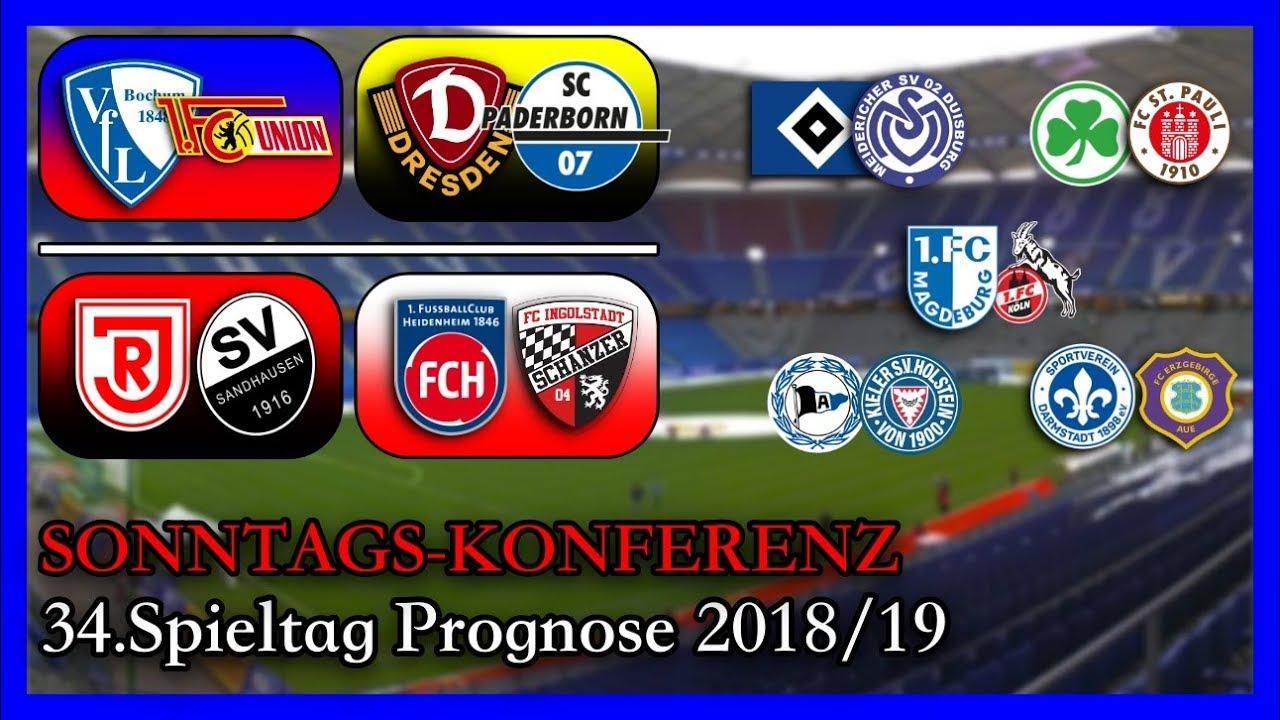 34 Spieltag Bundesliga 2020