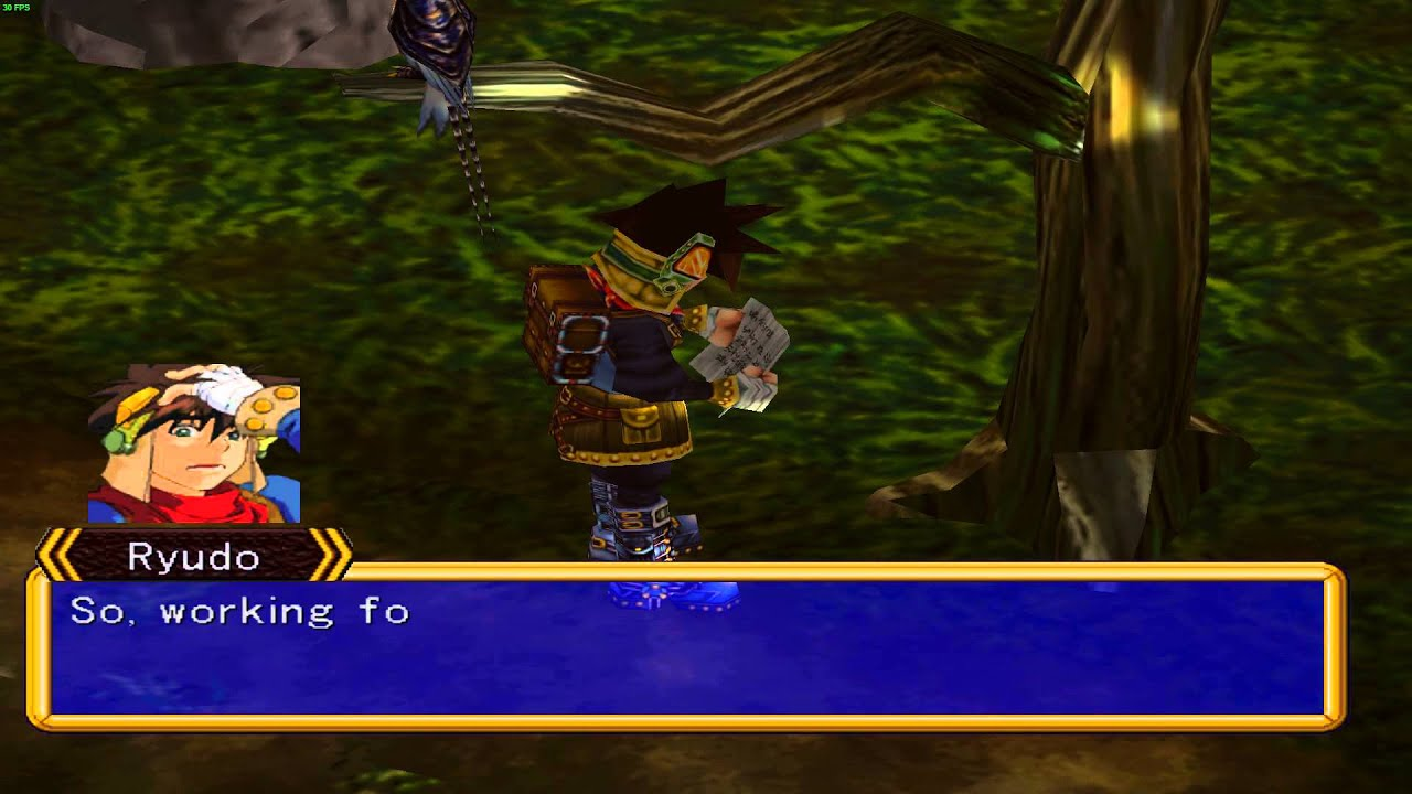 Image result for grandia 2 gameplay