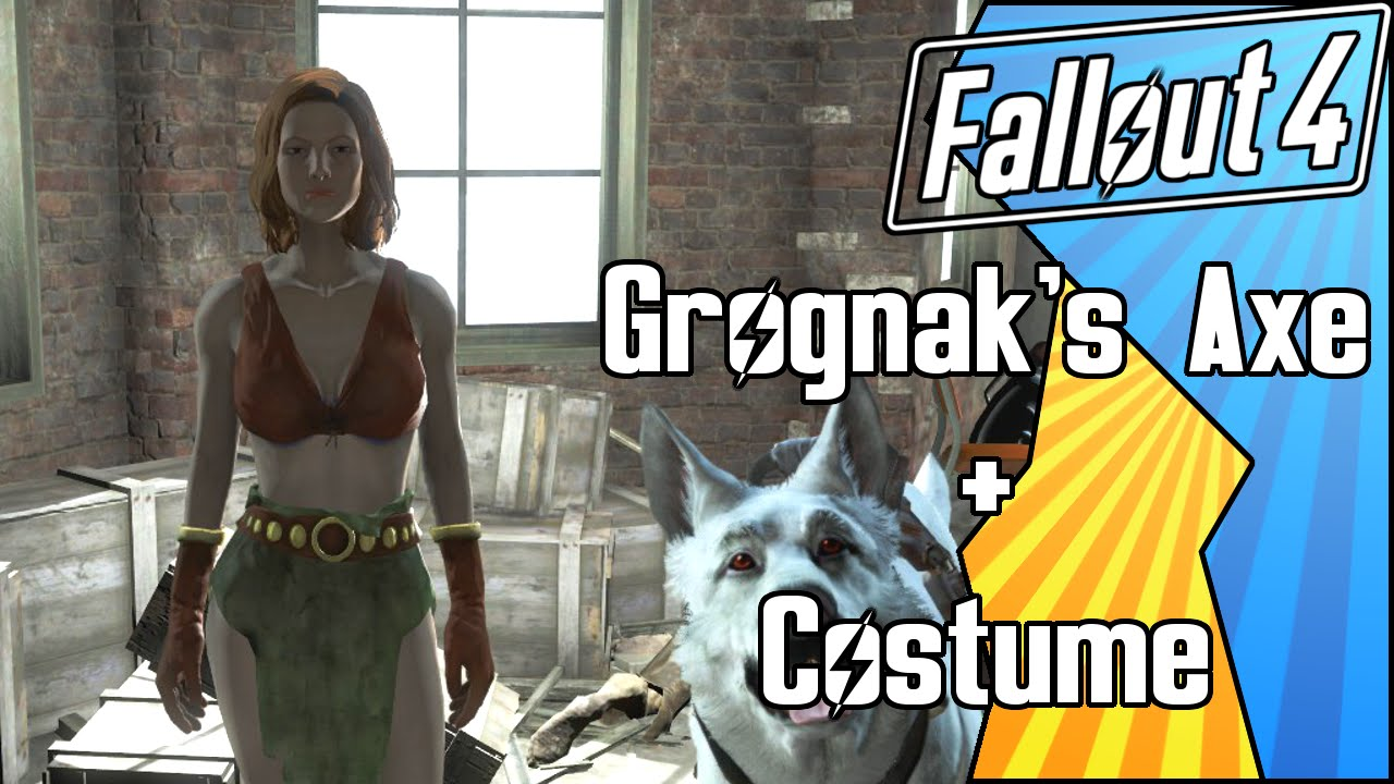 Red dress fallout 4 hubris