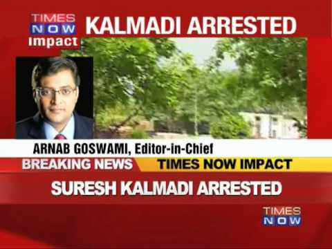 Suresh Kalmadi to be arrested?