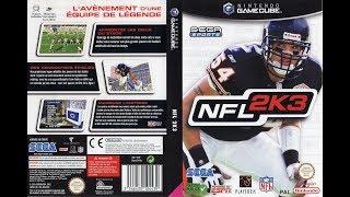 NFL 2K3 GameCube ((Super Bowl )) 18  Live : Stream