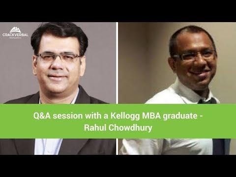 [Webinar Recording] Q&A session with a Kellogg MBA graduate