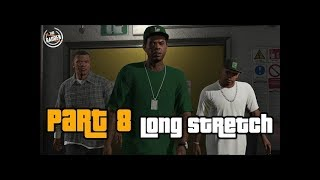 Grand Theft Auto 5 Gameplay Walkthrough Part 8 [ The Long Stretch ]