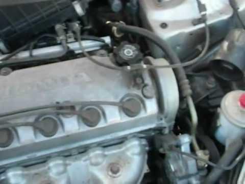 1998 Honda Civic DX 12160