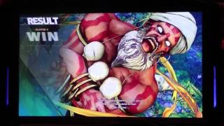 SF5 Beta @ Canada Cup 2015 - TS Sabin (Dhalsim) vs Nash
