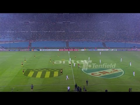 Apertura - Fecha 5 - Peñarol 1:1 Nacional