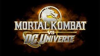 Mortal Kombat vs DC Universe  Story Mode [Mortal Kombat] on VERY HARD