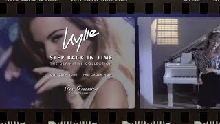 Kylie Step Back In Time The Definitive Collection