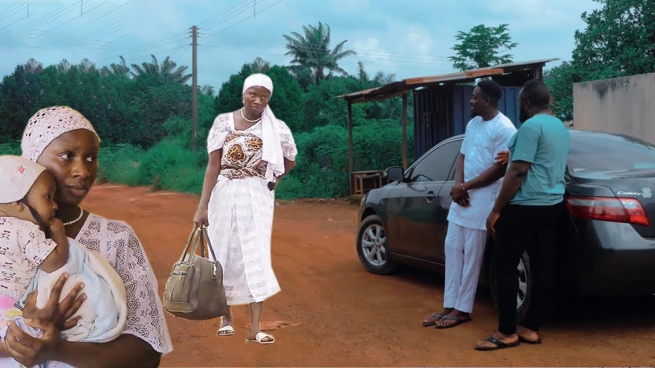 Download How A Poor Rejected Single Mother Met A Rich Bilionaire Prince That Truely Love Her- Nigerian Movies