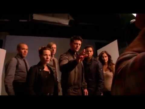 """""""Almost Human"""" - Behind The Scenes With The Cast - YouTube"""
