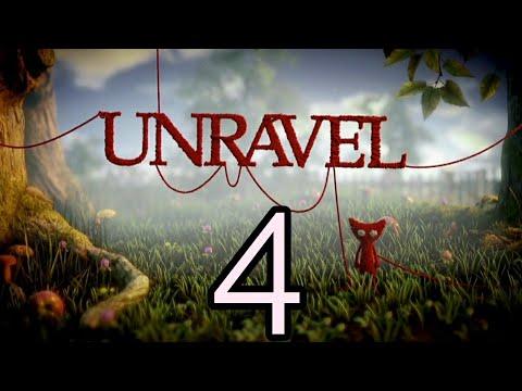 Unravel |4| Mountain Trek