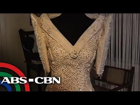 TV Patrol: Gowns ni Pia: Ipapa-auction o ilalagay sa museum?