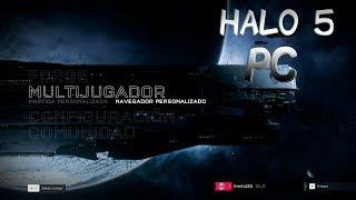 Halo 5 Forge PC | Buscador de partidas | Gameplay | Español