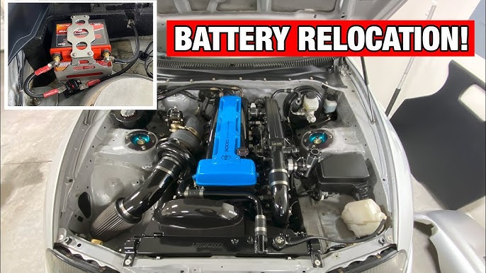 mkiv supra battery relocation, pc925 overview - youtube  youtube
