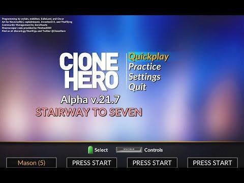 Clone Hero Preview: Roselia - Neo-Aspect