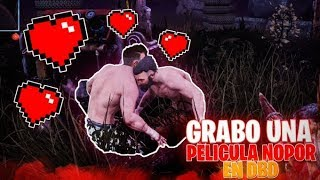 LA PELICULA N0PO_R ... EL AMOR DE DAVID KING |  DEAD BY DAYLIGHT