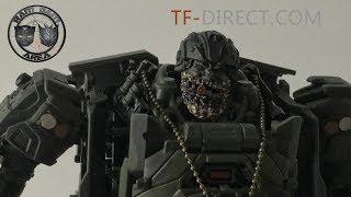 Sans Épaule QC défaut Takara Tomy Transformers Masterpiece MP-11NR Ramjet