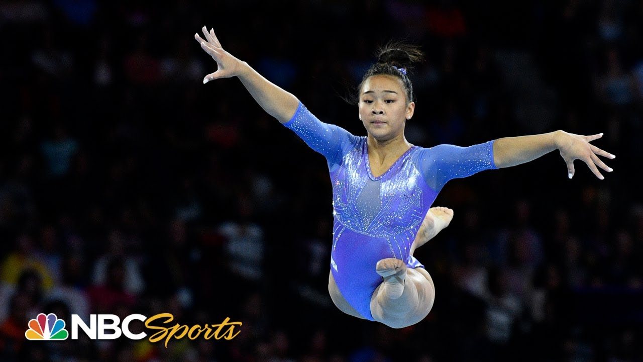 The dad of US Olympic gymnast Suni Lee shares her story