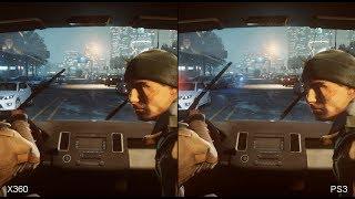 Battlefield 4: Xbox 360 vs. PS3 Comparison