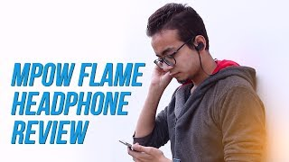 MPOW Flame Bluetooth Headphones Review – Simply a good pair!