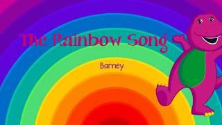 Barney The Rainbow Song with Lyrics