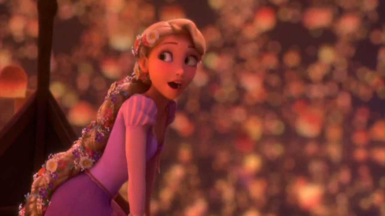 Quot I See The Light Quot 塔の上のラプンツェル(tangled) Rapunzel Youtube