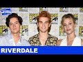 Riverdale Cast Give Must-Hear Answers to Fan Questions at Comic-Con!