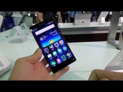 Lenovo P90 okostelefon bemutató videó