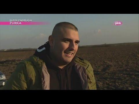Darko Lazić o svojoj saobraćajnoj nesreći i oporavku (Ami G Show S11)