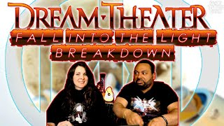 DREAM THEATER Fall into the Light Reaction!!!