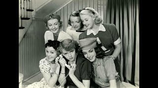 Clip Lana Turner in Dramatic School  - 1938