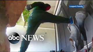 Mom speaks out on attempted home invasion caught on camera l ABC News