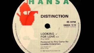 DISTINCTION - looking for love 82