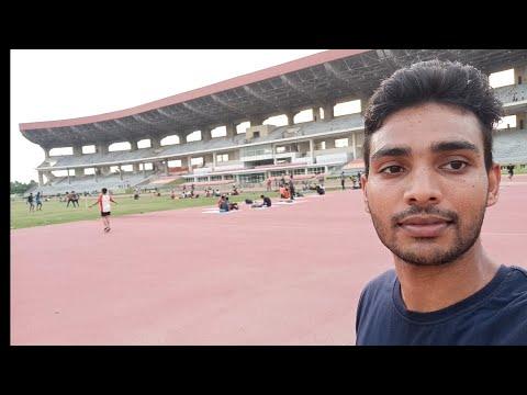 An Evening in Rajiv Gandhi Stadium Rohtak. #Pottavlogs