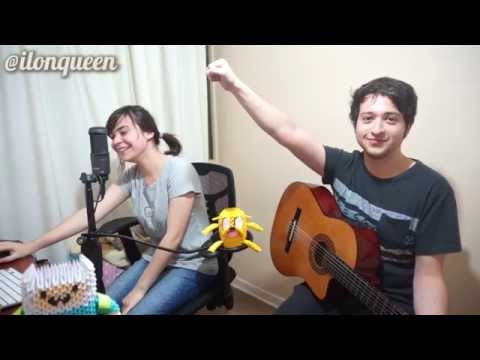 FMA Brotherhood ♥ AGAIN (YUI) Spanish Acoustic