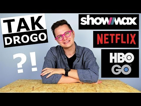 NETFLIX vs. HBO GO vs. MAX  CO LEPSZE?!