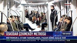 Üsküdar Çekmeköy Metrosu