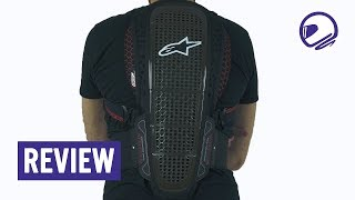 Alpinestars KR2 Adventure Touring Back Protector