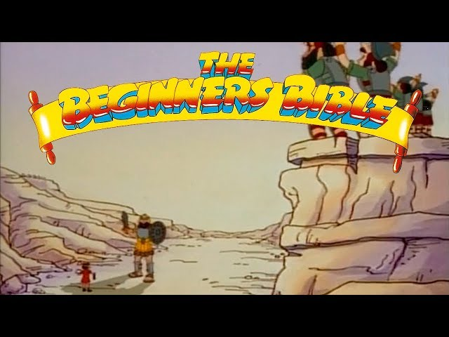 Episode 4-6 - Moses - David and Goliath - Jonah and the Whale - Beginners  Bible