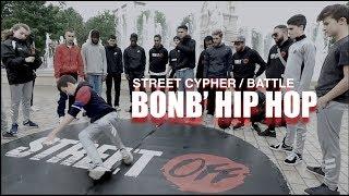 Hip Hop Battle in Chenôve (Dijon 21)