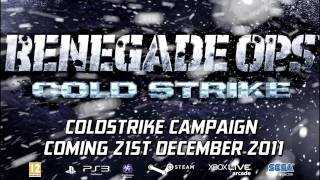 Renegade Ops - Coldstrike Campaign DLC Trailer