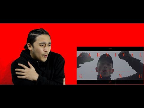 Just Music - Carnival Gang(카니발갱) MV REACTION