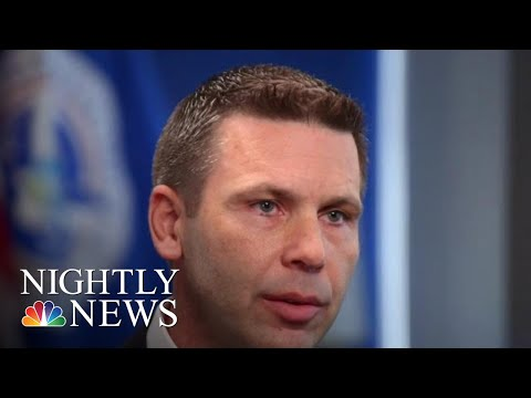 Migrant Family Separations 'Not Worth It,' Acting DHS Secretary Says | NBC Nightly News