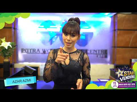"""Safiey Ilias """"STAR VENDORS MEGA RAYA FEST 2019"""" from YouTube · Duration:  46 seconds"""