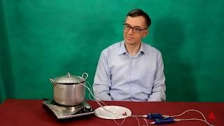 Урок физики для детей №7  Видео урок по школьной программе физики  Наука для детей глазами детей
