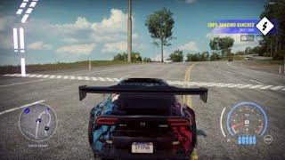 Need for Speed™ Heat Drift Zone Into The Turns