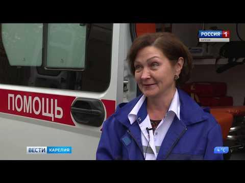 О работе врачей скорой помощи в Петрозаводске