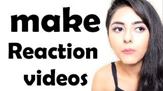 {HINDI} How to create reaction videos like Pardesi Girl || Earn Money by Making Reaction videos ✔😃