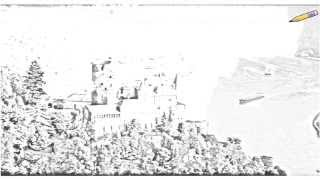 Auto Draw 2: Burg Katz Above St